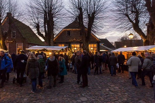 Kerstmarkt Bourtange