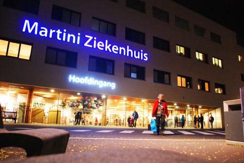 Ziekenhuizen en hulp